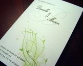 The Grace - Beautiful Traditional Wedding Program