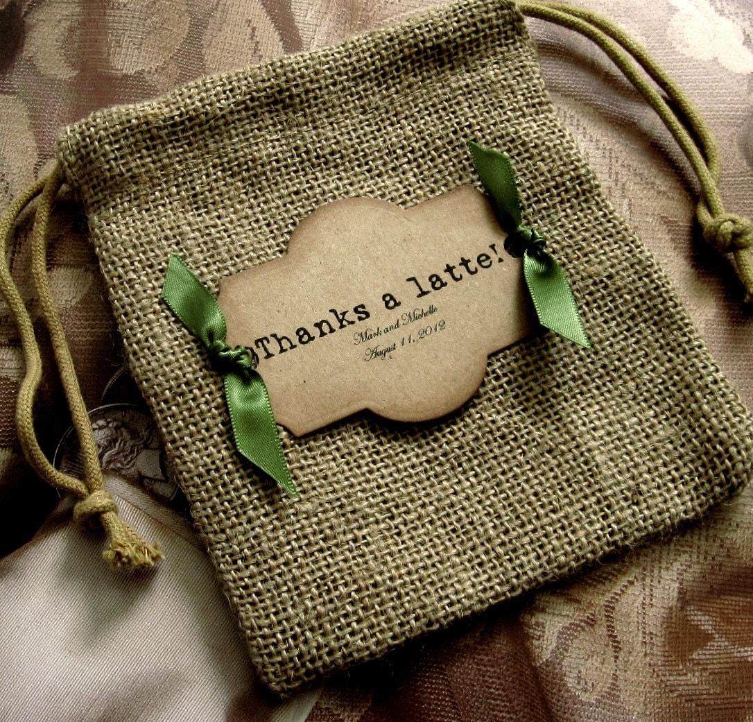 Wedding Gift Bags Burlap : Chandeliers & Pendant Lights