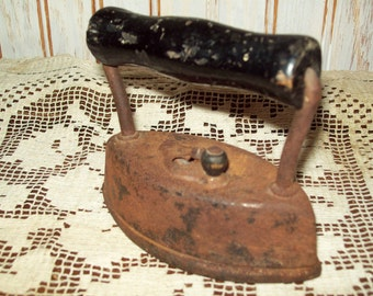 Vintage Childs Toy Dover Sad Iron.