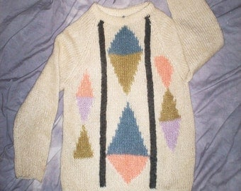 Man's Fab vintage sweater from 1950-60
