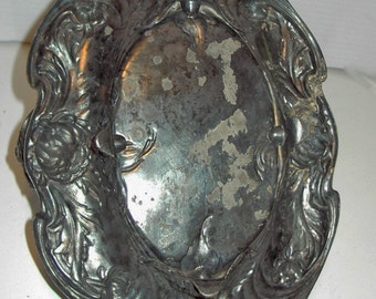 Art Nouveau Serving Tray