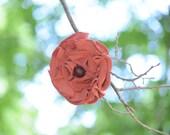 Orange Bloom Pin Summer 11