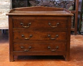 Antique Teak Chest of Drawers Imported from India