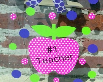 Acrylic Clipboard - PERSONALIZED Teacher Appreciation Gift - End of the Year
