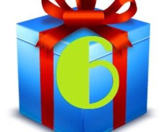 Special 6 pcs Gift Set