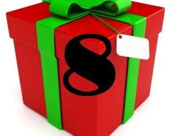 Buy 8 get 1 Free Gift Set