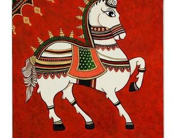 Royal Horse - PRINT