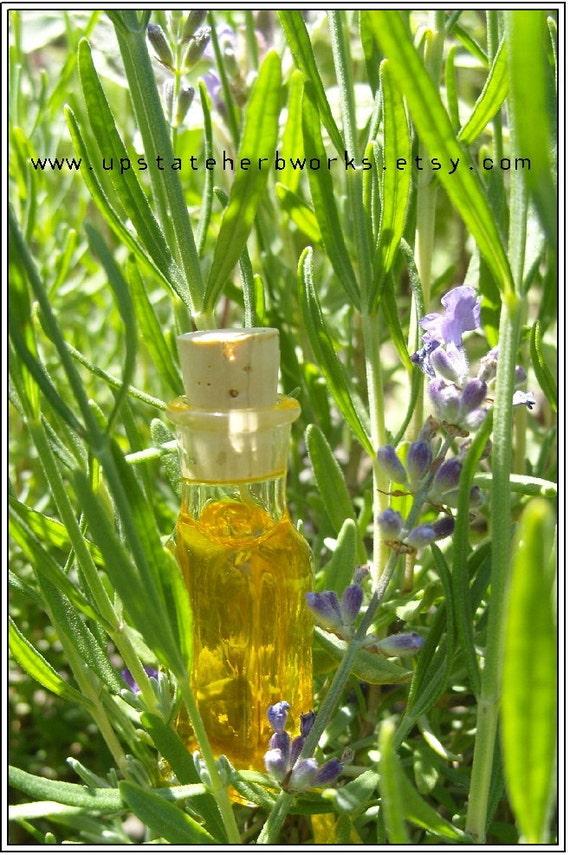 Mini-Vial of Secret Emotion, a Bulgarian Rose Blend in Vitamin & Anti-Oxidant Rich Buriti Fruit, Camellia and Chardonnay Grape Seed Oils