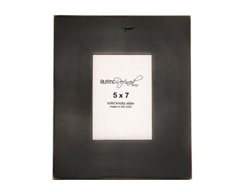"5x7 Gallery 3"" picture frame - Black"