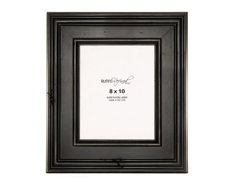 8x10 Tahoe picture frame - Black