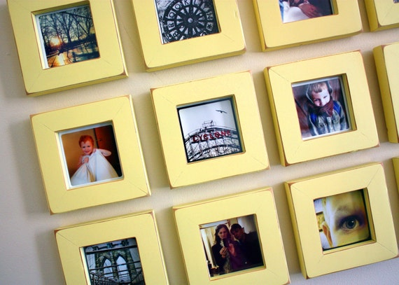 """3x3 Gallery 1"""" picture frame - Daffodil"""