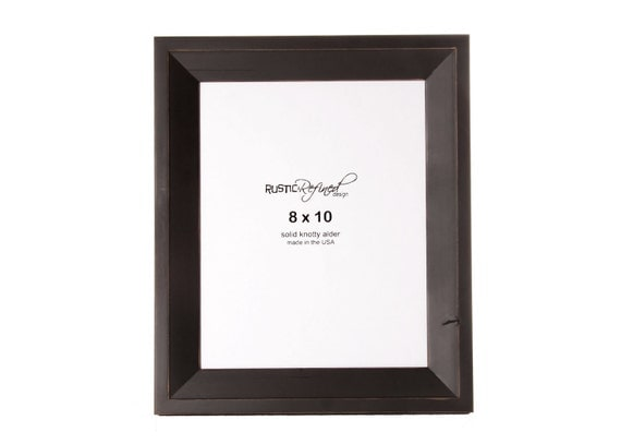 8x10 Haven picture frame - Black