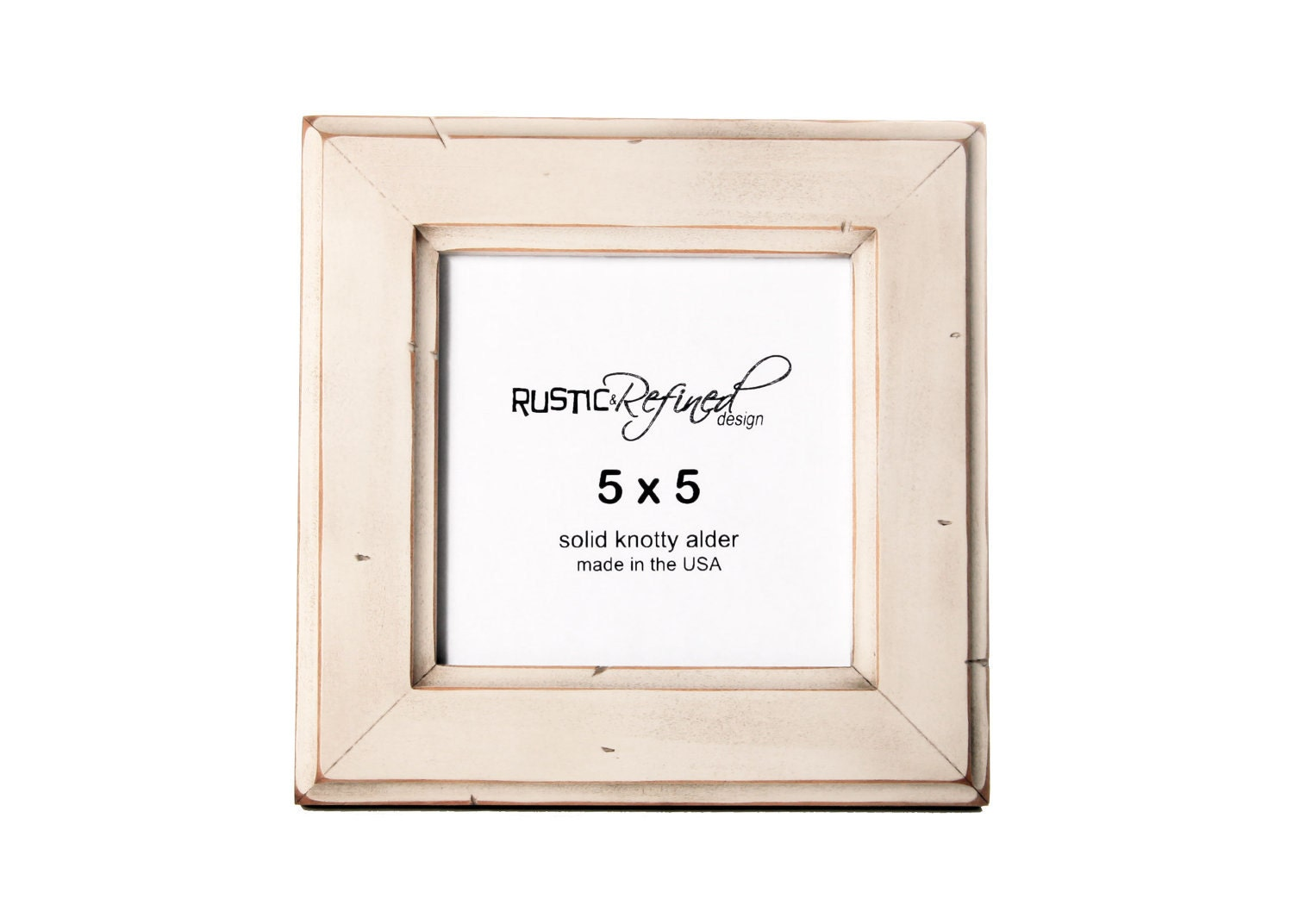 5x5 moab picture frame white. Black Bedroom Furniture Sets. Home Design Ideas