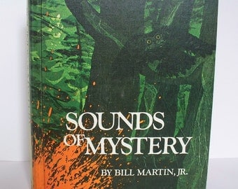 Vintage Children's Book - Sounds of Mystery - Homeschooling - Reading Comprehension