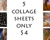 Digital Download Collage Sheets Any 5 For 4.00 Deal Sale