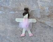 Ballerina Ribbon Sculpture Bow
