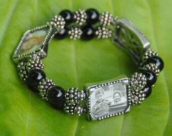 Picture Bracelet (3 Frame)