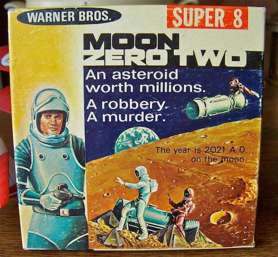 Vintage Moon Zero Two Super 8 Film