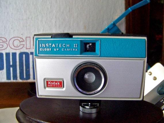 Antique Kodak Instatech II Close Up Scientific Camera RARE
