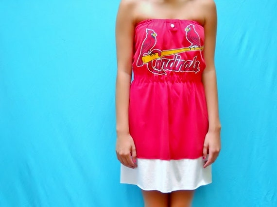 St. Louis Cardinals Game Day Dress