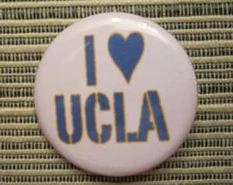 I 'Heart' UCLA 1.25 inch Pinback Button