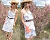 Light Weight cotton cover up Summer Dress