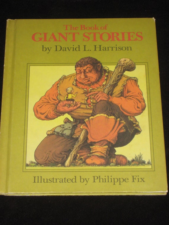 The Book of Giant Stories 1972
