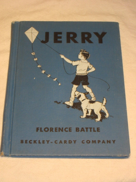 Jerry 1946 Book