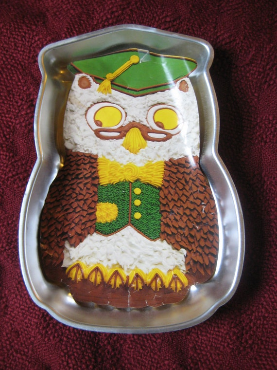 Owl cake pan Lookup BeforeBuying