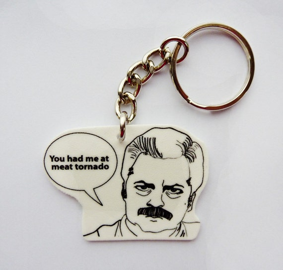 RESERVED FOR Kelly - Ron Swanson limited edition