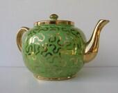 Vintage Teapot Sudlow's Burslem Made in England
