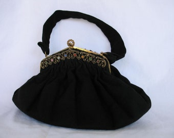 Vintage Guild Creations Handbag 1940s-1950s