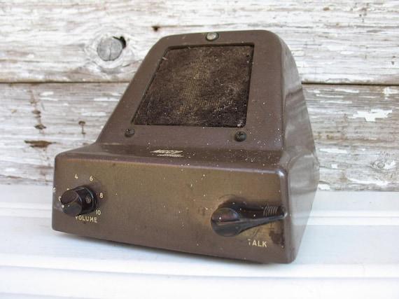 Vintage Masco Intercom