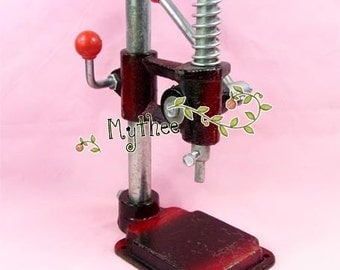 Fabric Covered Button Press Machine Tool Package-free shipping