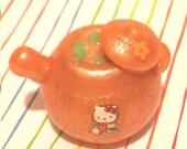 mini ceramic pot for cooking....dollhouse