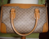 Vintage GUCCI Speedy Bag Handbag Shoulder Bag