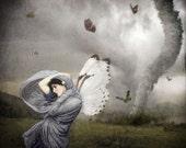 The Storm - 8x8 Fine Art Print