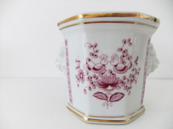 Plant Holder Lichte Fine China Plant Pot Home Decor