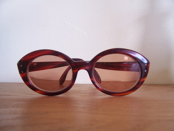 1950s Vintage B&L Ray Ban Bewitching cat eye sunglasses