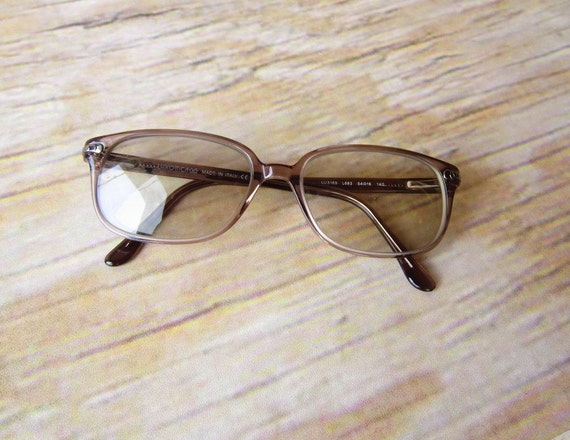 Vintage LUXOTICA Eyeglasses FREE SHIPPING