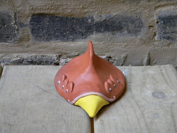 Funny Bud Vase by Alexis Ortiz