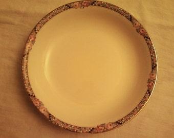 Beautiful Vintage Art Nouveau Serving Bowl