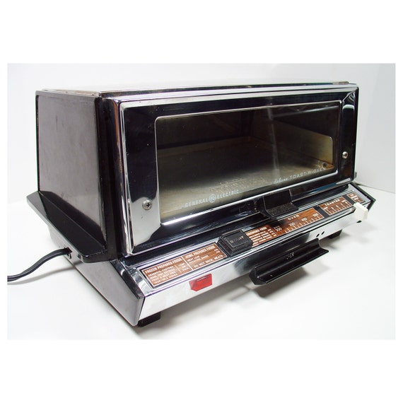 Mid Century Modern Oven ~ Toaster oven mid century modern general electric model