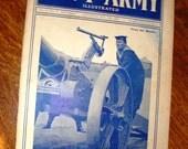 "1914 British World War 1 Magazine ""Navy & Army Illustrated"""