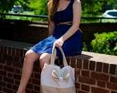 The Champagne Pearl Tote