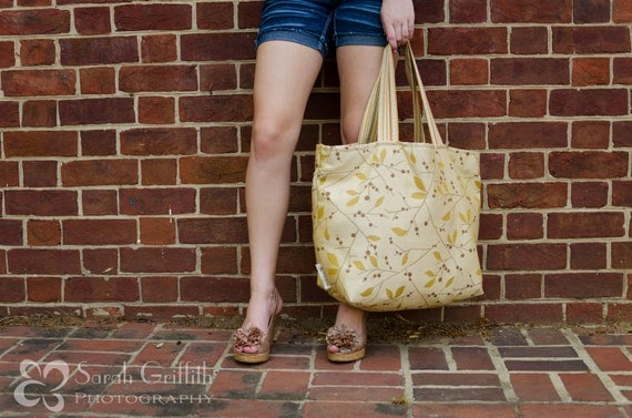 Tree Branch Sunbrella Tote -Reserved For Michael