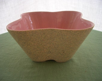 Vintage Planter Shawnee Flair Planter USA Pottery