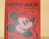 Mickey Mouse and his Friends 1937