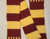 Hogwarts Scarf- Gryffindor