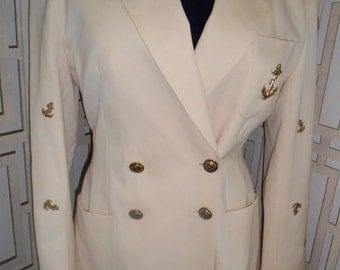 Vintage Nautical Jacket size 6